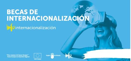 BECAS DE INTERNACIONALIZACIÓN EMPRESARIAL 2020...