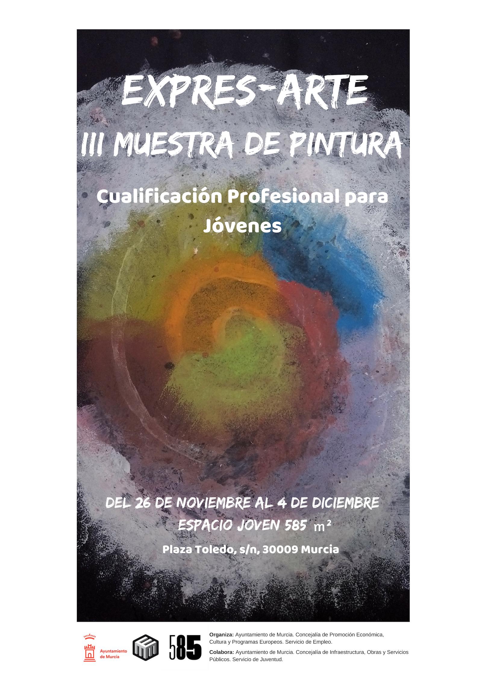 III MUESTRA DE PINTURA