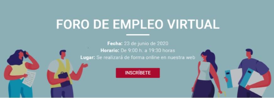 FORO DE EMPLEO VIRTUAL