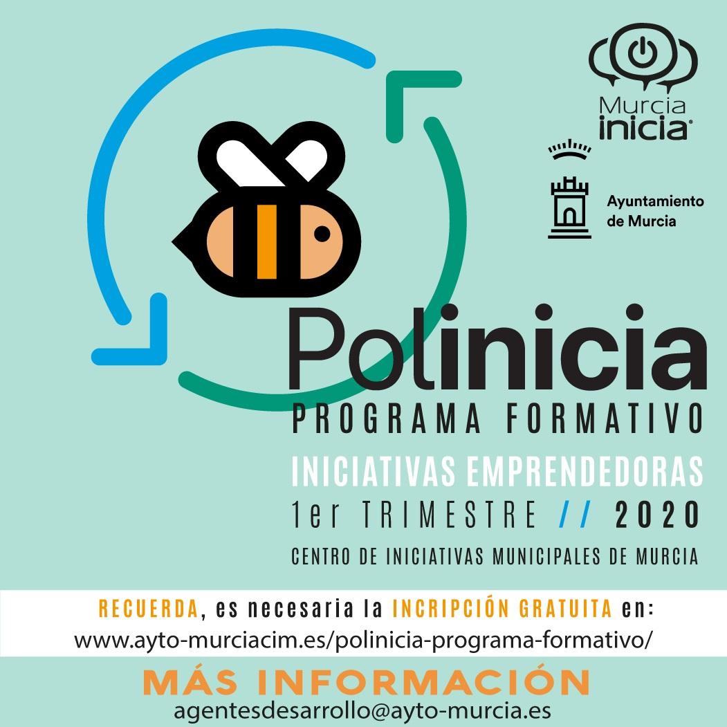 POLINICIA: PROGRAMA FORMATIVO INICIATIVAS EMPRENDEDORAS