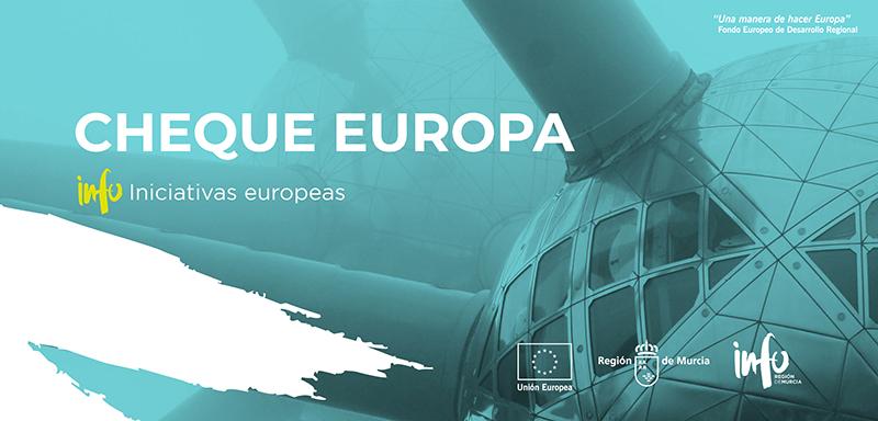 CHEQUE EUROPA: AYUDAS INFO PARA LA CONTRATACIÓN DE SERVICIOS DE ASESORAMIENTO
