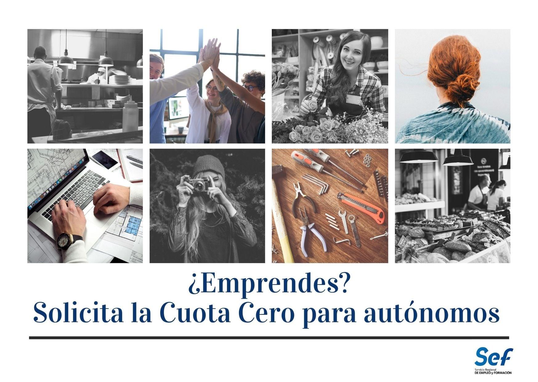 SUBVENCIONES DE FOMENTO DEL AUTOEMPLEO -CUOTA CERO. PERSONAS DESEMPLEADAS DE LARGA DURACIÓN.