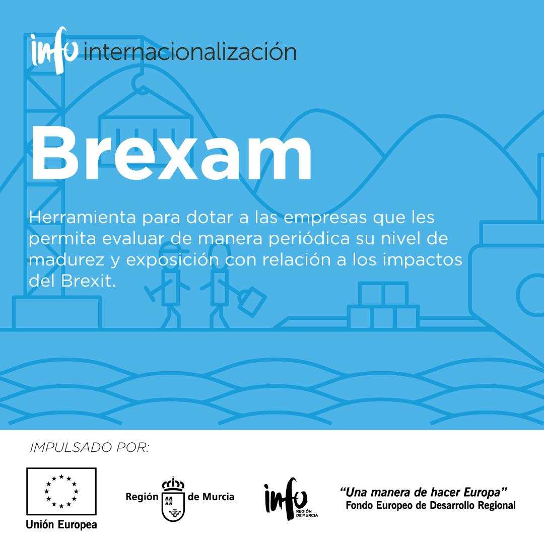 Brexam: Herramienta interactiva para la medición del impacto en la PYME del Brexit