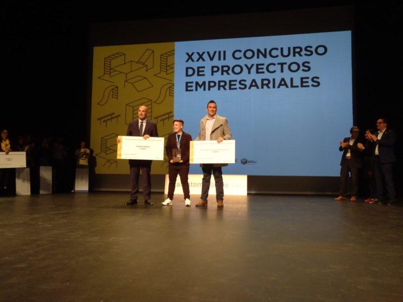 El XXVIII Concurso de Proyectos Empresariales
