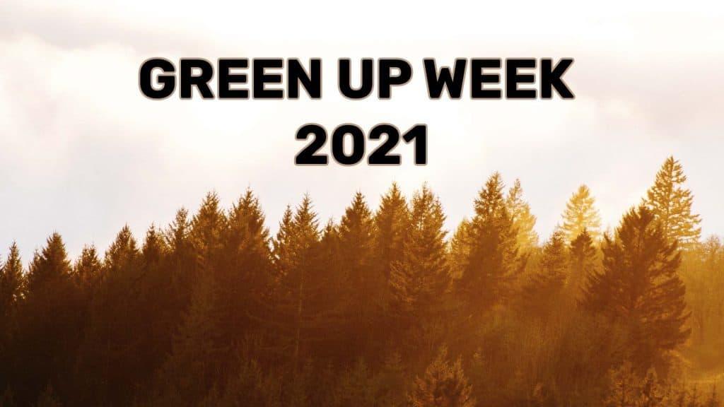 Green Up Week: Pon en marcha tu idea de negocio verde