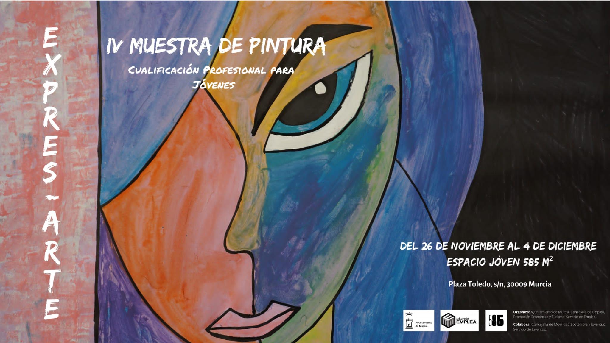 4ª MUESTRA DE PINTURA EXPRES-ARTE