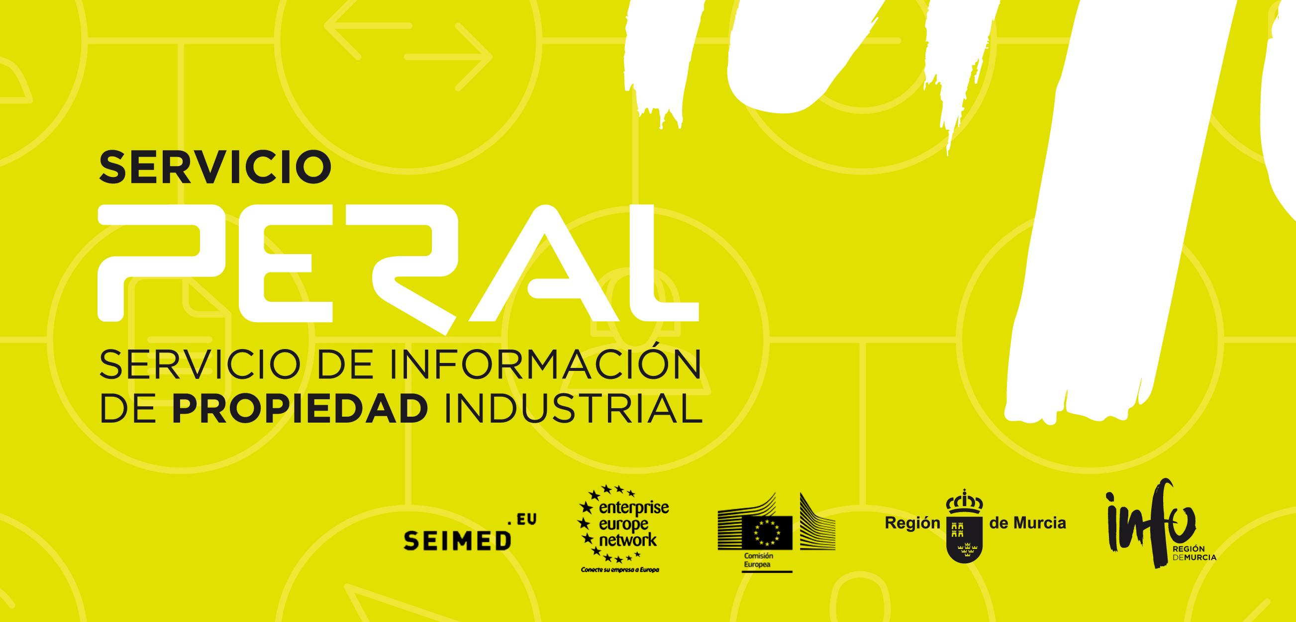 Servicio Peral:  orientación e información empresarial sobre patentes y marcas