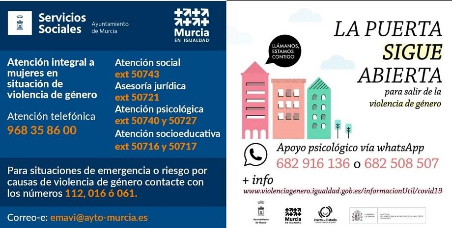 ATENCIÓN A MUJERES VÍCTIMAS DE VIOLENCIA DE GÉNERO